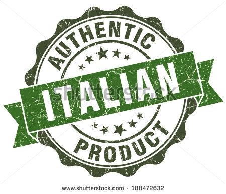100% итальянская продукция