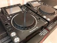 2x Pioneer CDJ-2000NXS2 +  1x DJM-900NXS2  per €1899
