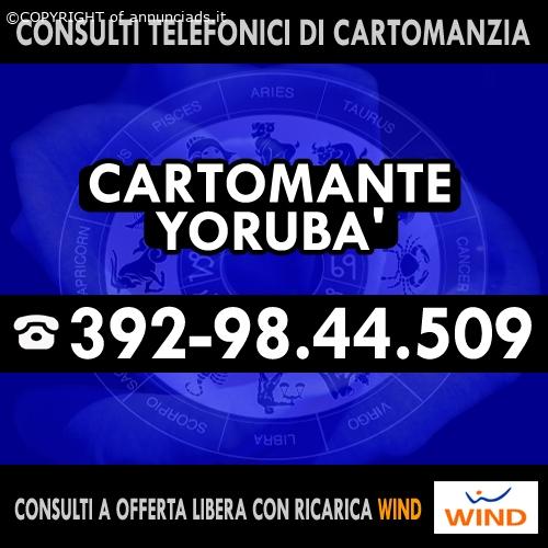 Anche Videoconsulti di Cartomanzia su Youtube* - Yoruba'