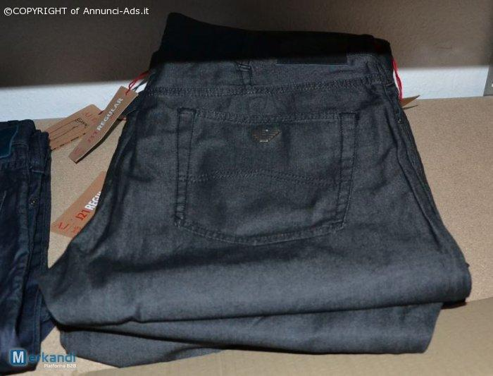 ARMANI jeans da uomo Mix Stock