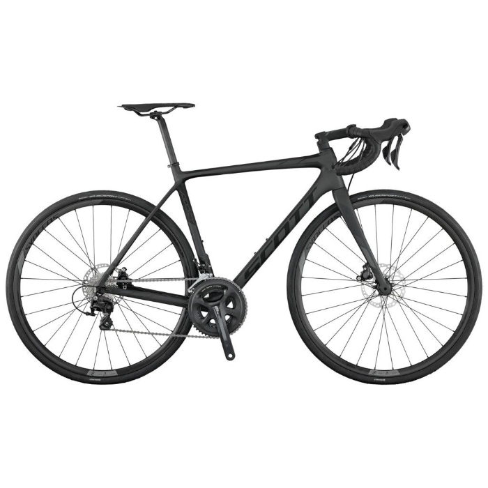 BICI ROAD BIKE SCOTT ADDICT 30 DISC size L 2017