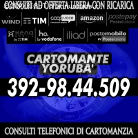 ☆ Cartomanzia a basso costo ☆ Cartomante Yoruba' ☆