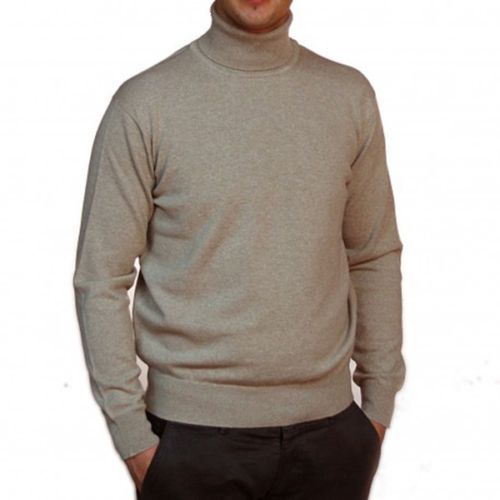 DOLCEVITA UOMO 100% CASHMERE PULLOVER CACHEMIRE MADE IN ITALY