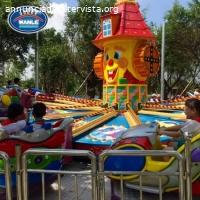 Fabbrica priceused amusement rides Rides Rotante Wanle Angelo