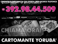 Il Cartomante Yoruba' è presente sul web dal 2007: consulto telefonico a basso costo
