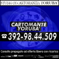 Il Cartomante YORUBA