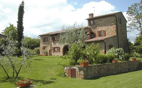 在意大利的家