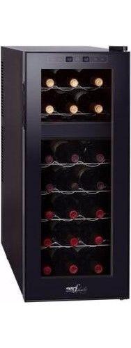 Melchioni Cantinetta Frigo per Vini 21 Bottiglie 11°-18° Vermentino Dual 21
