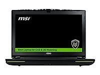 MSI WT72-6QME332SR45BW ECC, Notebook 001782-SKU1506 Notebook