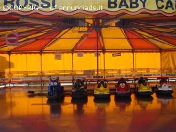 PA1039 - -BABY CAR