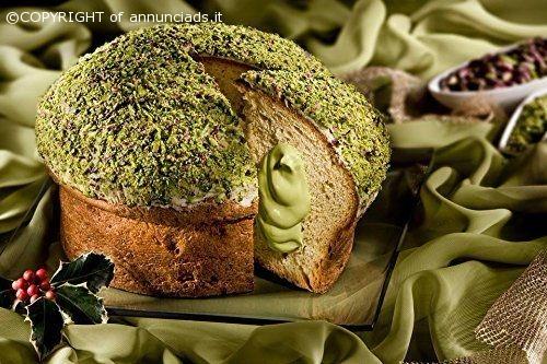 Panbacco Panettone al pistacchio Bacco 900 gr by Nelson Sicily