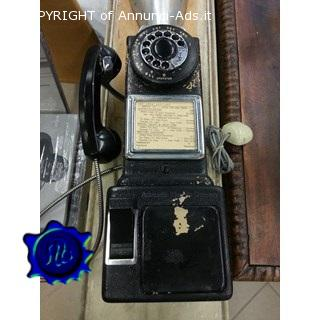 Telefono da muro
