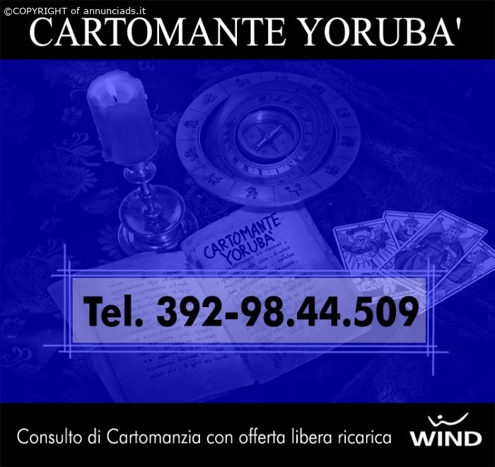 Un consulto di Cartomanzia con offerta libera ricarica AMAZON - Cartomante Yoruba'