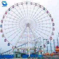 Vendita calda di buona qualità grande ruota panoramica per i bambini di età migliore prezzo di 62 m di vendita Diretta Della Fabbrica