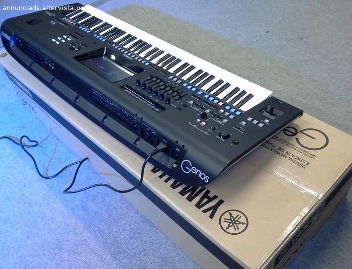 Yamaha PSR-SX900 , Yamaha Genos 76-Key ,Korg Pa4X 76 , Korg Kronos 61 , Korg PA-1000,Yamaha PSR-SX700, Roland FANTOM-8