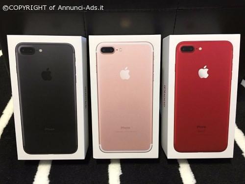 Apple iPhone 7 350 Euro iPhone 7 Plus 400 euro 32/128/256GB