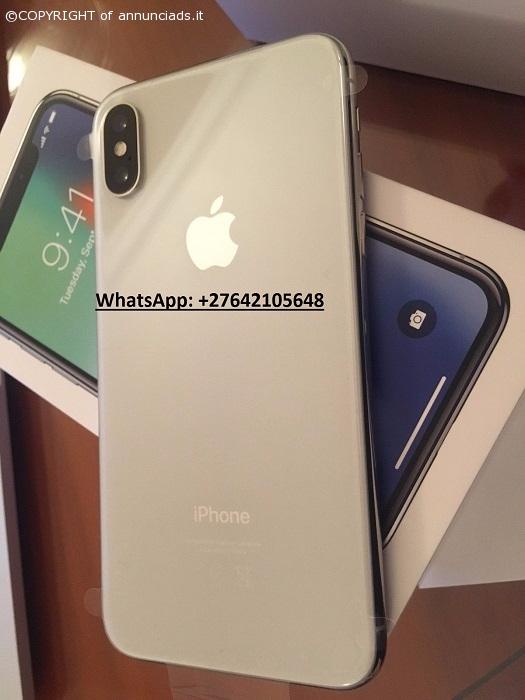 Apple iPhone X 64GB per €445 e Apple iPhone X 256GB per €500