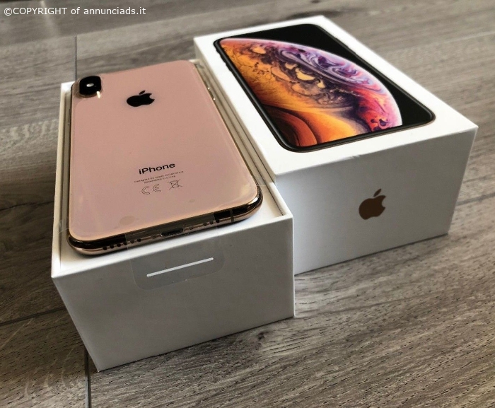 Apple iPhone XS = €420,iPhone XS Max = €450 iPhone XR = €350