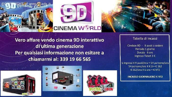 Cinema 9D