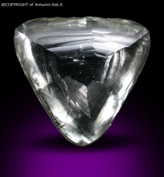 Informazioni dettagliate sul uncut cristallo di diamante grezzo No. 56503: