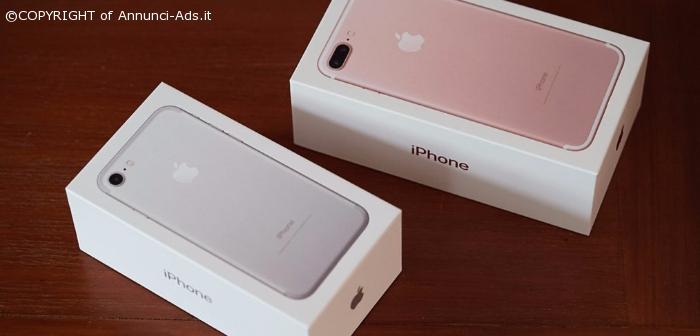 iphone 7 e iphone 7 plus con iOS 10