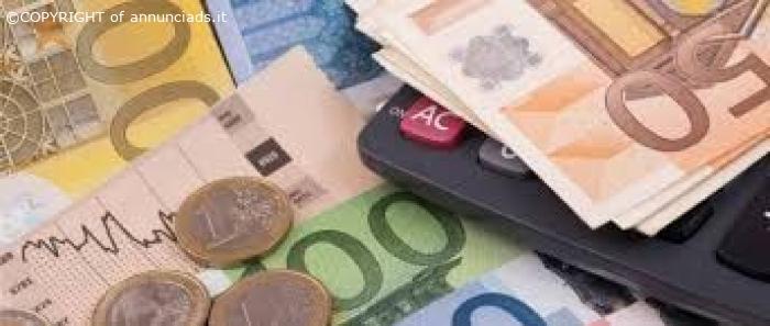 Offerta di prestito tra privato serio e rapido