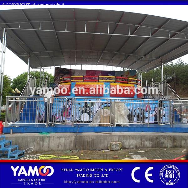 Prezzo di fabbrica Utilizzato Giostre Carnevale Discoteca Tagada Rides In Vendita