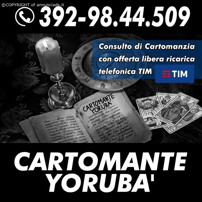 Studio.Di.Cartomanzia.Cartomante.Yoruba'